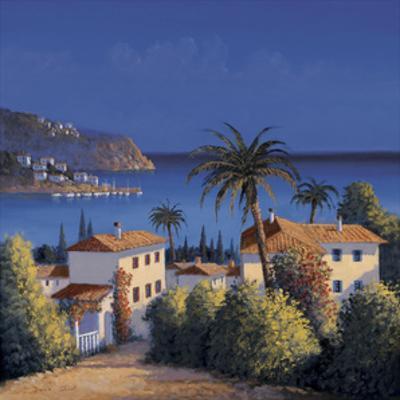 Mediterranean Morning Shadows I by David Short