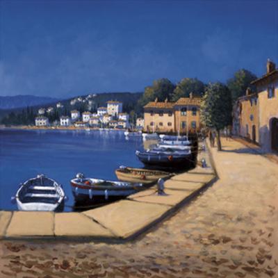 Seaside Promenade I by David Short