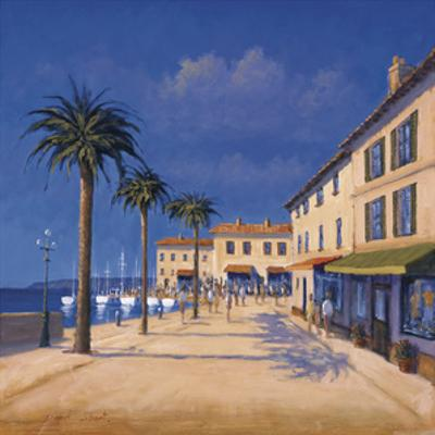 Seaside Promenade II by David Short