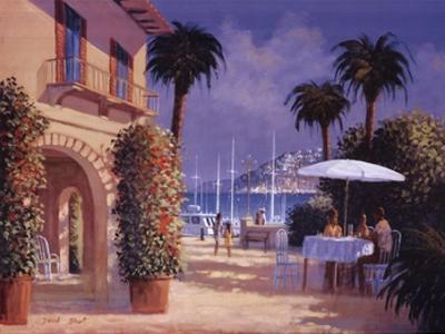Through the Palms by David Short