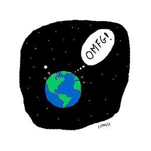 OMFG! - Cartoon by David Sipress