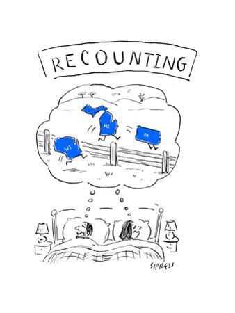 Recounting - Cartoon