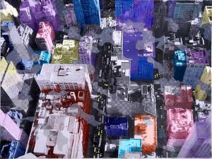 Metropolis VIIII by David Studwell