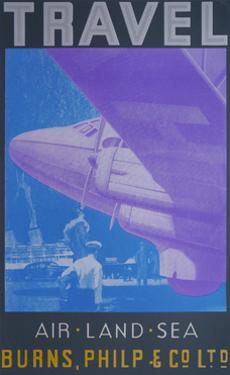 Travel: Air, Land Sea by David Studwell