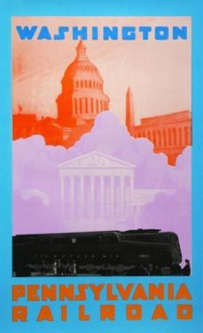 Washington DC by David Studwell