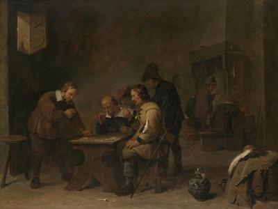 The Gamblers, C.1640