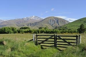 Southern Alps New Zealand by David Tipling