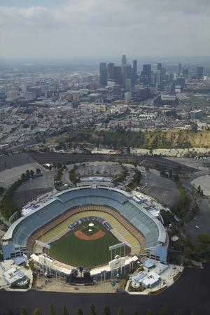 Los Angeles, Dodger Stadium, Home of the Los Angeles Dodgers
