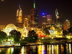 Melbourne, Victoria, Australia by David Wall