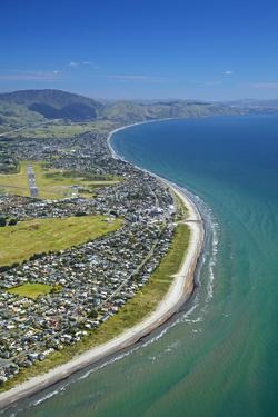 Paraparaumu Beach, Kapiti Coast, Wellington, North Island, New Zealand by David Wall