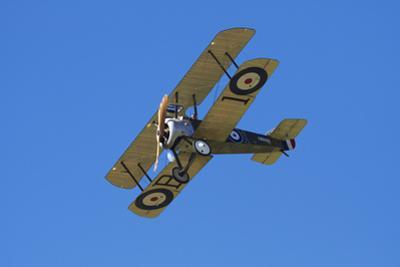 Sopwith Camel, WWI Fighter Plane, War Plane by David Wall