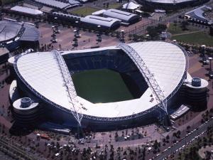 Stadium Australia, Olympic Park, Sydney, Australia by David Wall