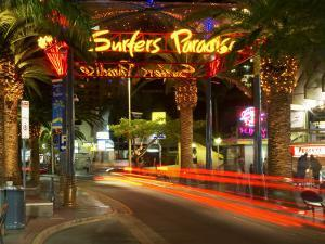Surfers Paradise Sign, Gold Coast, Queensland, Australia by David Wall
