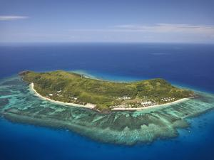 Tokoriki Island, Mamanuca Islands, Fiji by David Wall