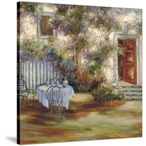 Lavender Garden by David Weiss