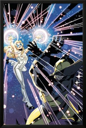 Wolverine First Class No.16 Cover: Dazzler and Wolverine
