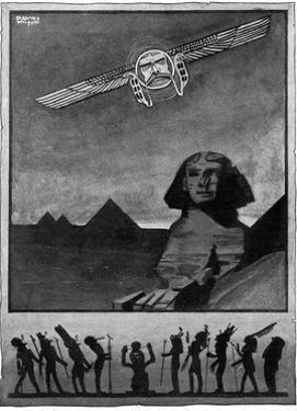 Kitchener, Gods of Egypt by David Wilson