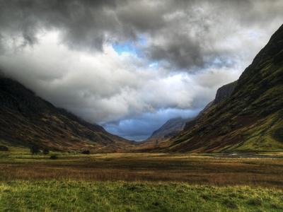 Glencoe, Highlands, Scotland, Uk