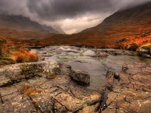 Glencoe, Highlands, Scotland, Uk by David Wogan