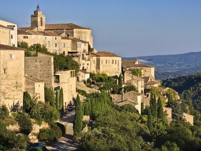 Gordes, Luberon, Provence, France, Europe