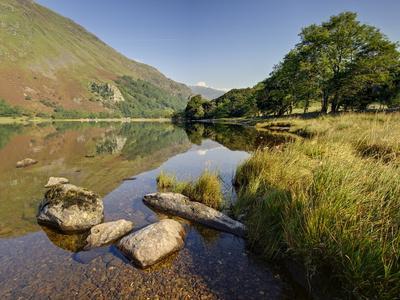 Nant Gwynant, Snowdonia National Park, Wales, Uk