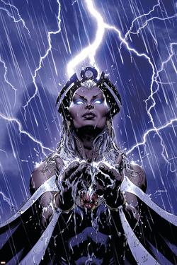 X-Men: Worlds Apart No.2 Cover: Punisher by David Yardin