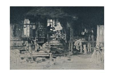 'The Workshop, Stirling', 1905