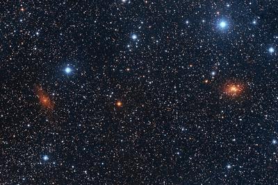 Maffei I And II Galaxies