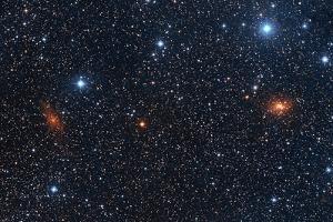 Maffei I And II Galaxies by Davide De Martin
