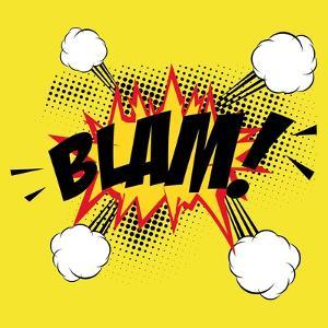 Pop Art Blam by DAVIDS47