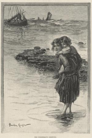 The Fisherman's Greeting