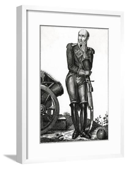Davout--Framed Giclee Print