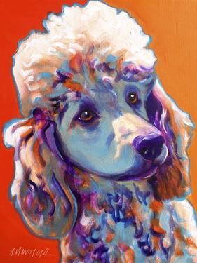 Poodle - Bonnie by Dawgart