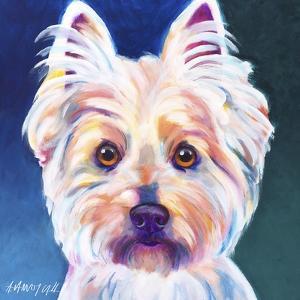 Westie Rockette by Dawgart