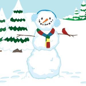Snowman Mix-Up - Turtle by Dawn Au