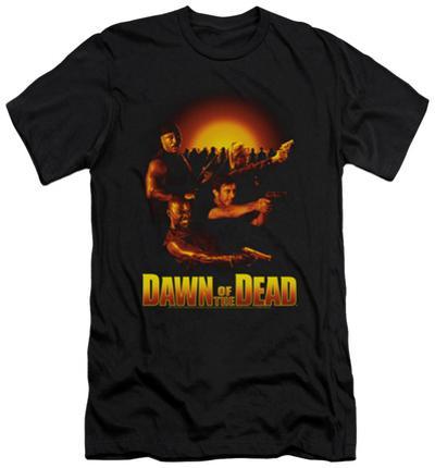 Dawn Of The Dead - Dawn Collage (slim fit)
