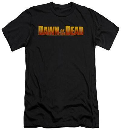 Dawn Of The Dead - Dawn Logo (slim fit)