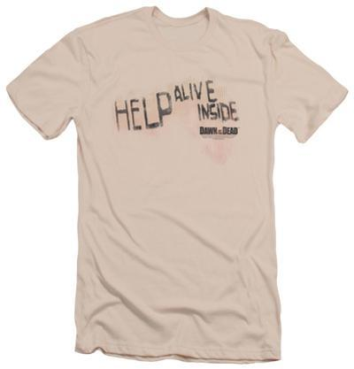 Dawn Of The Dead - Help Alive Inside (slim fit)