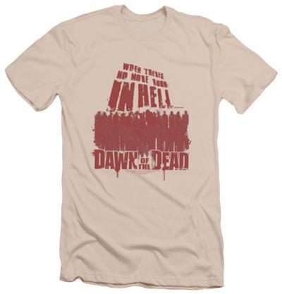 Dawn Of The Dead - No More Room (slim fit)