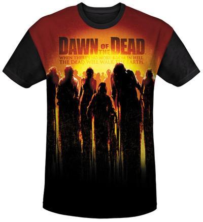 Dawn Of The Dead - Swarm Black Back