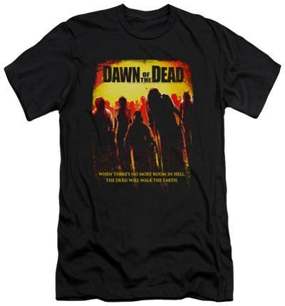 Dawn Of The Dead - Title (slim fit)