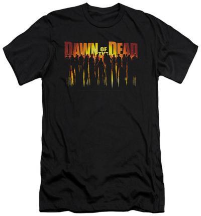 Dawn Of The Dead - Walking Dead (slim fit)