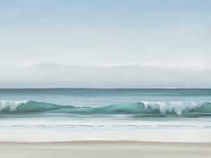 Blue Horizon II by Dawn Reader