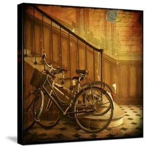 Bikes IV by Dawne Polis
