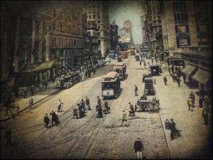 Old New York by Dawne Polis