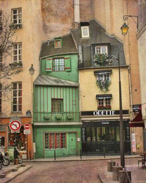 Paris Odette by Dawne Polis