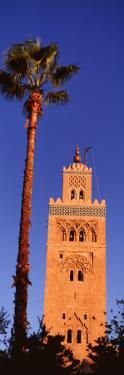 Day, Koutobia Minaret, Marrakech, Morocco