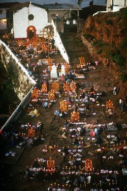 Day of the Dead Celebration, Janitizio, Michoacan, Mexico