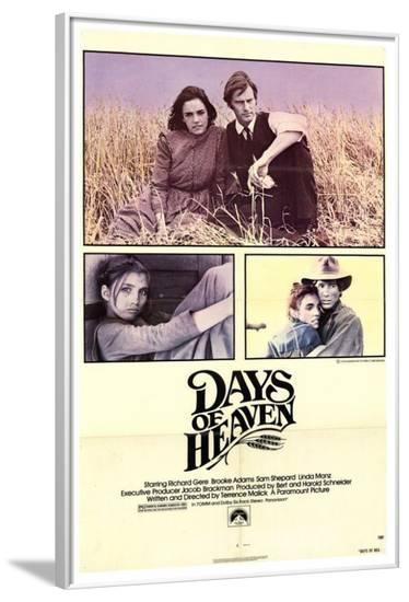Days of Heaven--Framed Poster