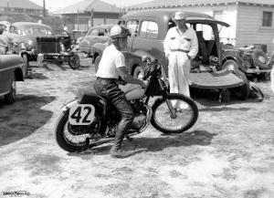 Daytona Beach Triumph